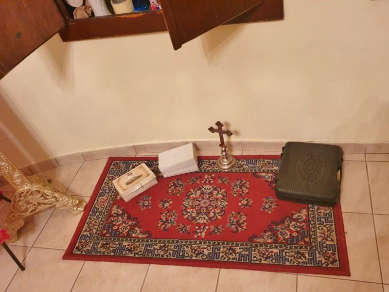 Obijena crkva u Pačetinu