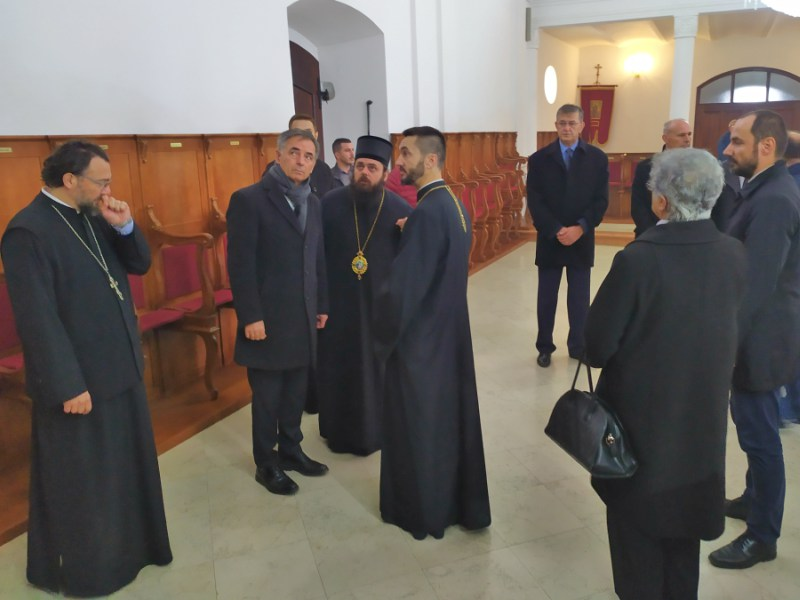 Pupovac u Vukovaru episkop Heruvim