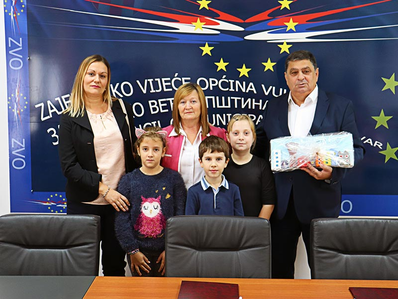 Stara Pazova Osnovna Škola Nikola Andrić Vukovar Đorđe Radinović ZVO