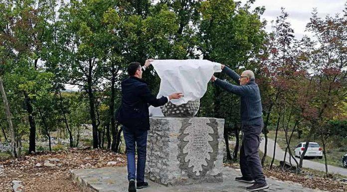 Pliskovo spomenik špiro dmitrović milan đurđević