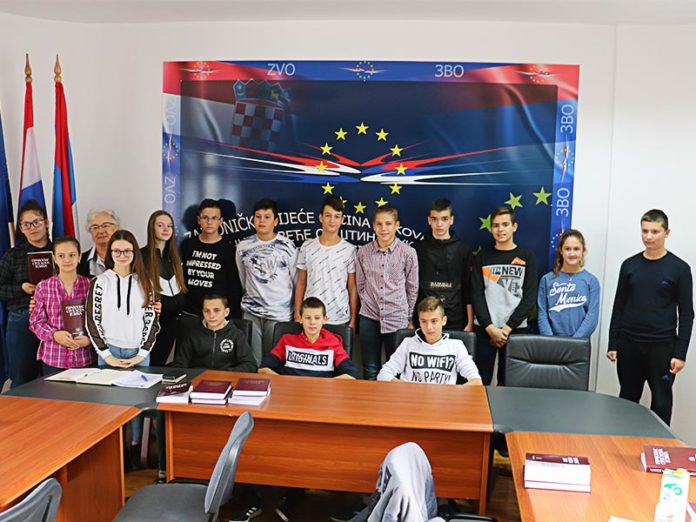 učenici u nastavi na srpskom jeziku