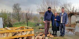 SNV donacije drva
