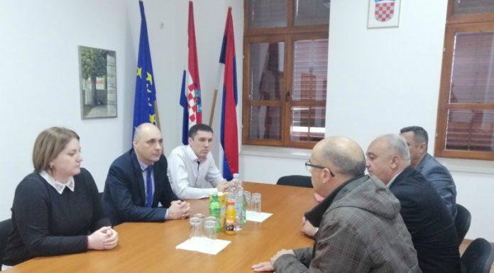 Saradnja Srba sa istoka Hrvatske i Dalmacije naslovna