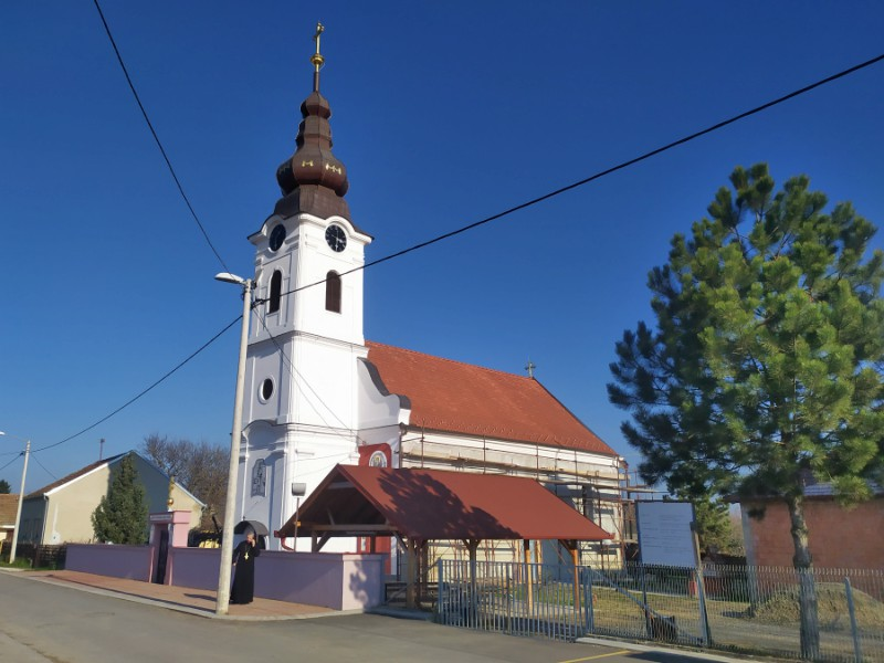 Crkva svetog Nikolaja Jagodnjak