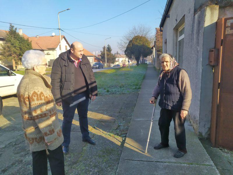 """Udruženje penzionera """"Vukovar novi"""" Mileva Orozović"""