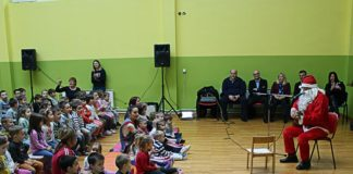 Deda Mraz DV Vukovar 2 Srpska nova godina