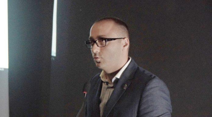 Miloš Stojković SPONA Severna Makedonija