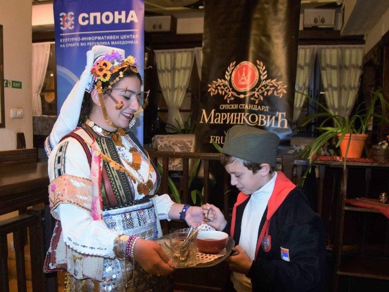 Miloš Stojković SPONA prezentacija dela kulturnog nasleđa srba