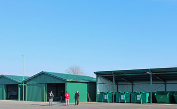 reciklažno dvorište Trpinja