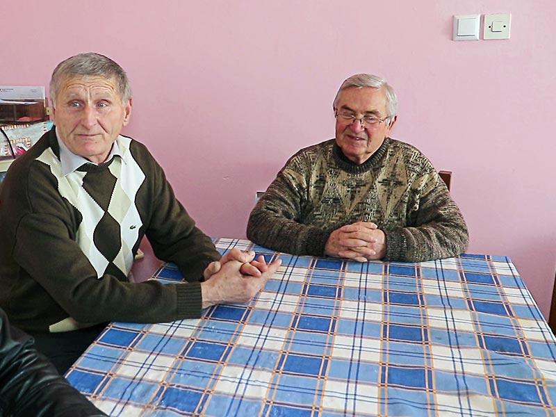 Savo Janković Negoslavci Petar Bakarić