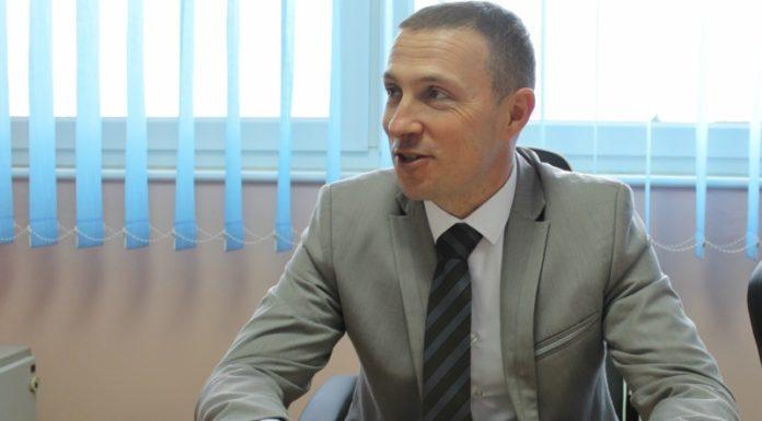 Zoran Baćanović načelnik opštine Borovo