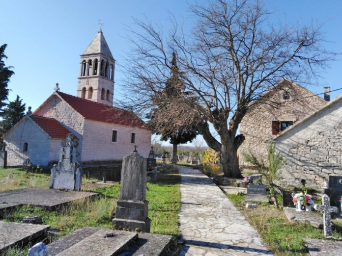 Hram Svetog Nikolaja Bezbradice