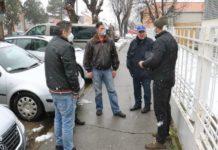 Srpski državljani čekaju u vukovaru onemogućen ulazak u srbiju