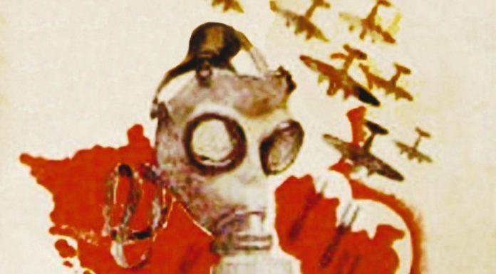 Gas-maska Nebojša Bata Borovo