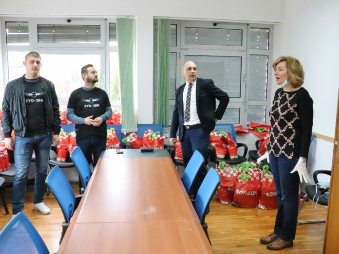 humanitarni paketi ZVO i SNV