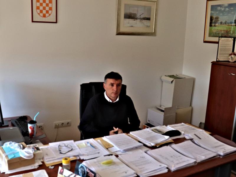 Opština Negoslavci Dušan Jeckov