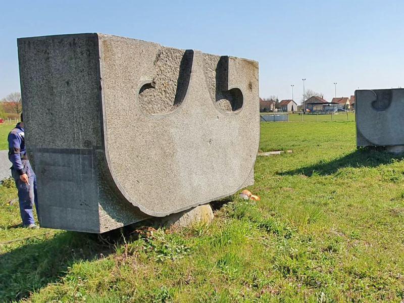 Spomen park Dudik