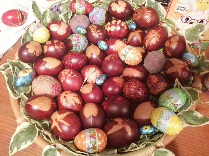 vaskršnja jaja Vaskrs u Dalmaciji