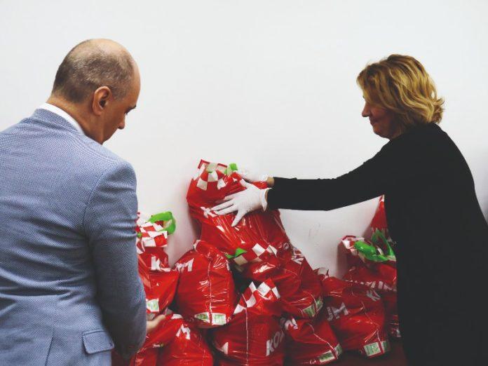 humanitarna pomoć srđan jeremić dragana jeckov