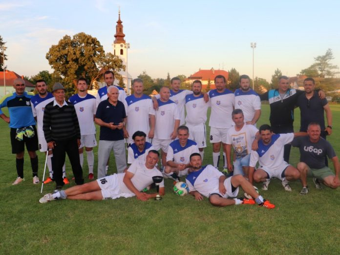 Liga veterana ZVO sinđelić Trpinja naslovna