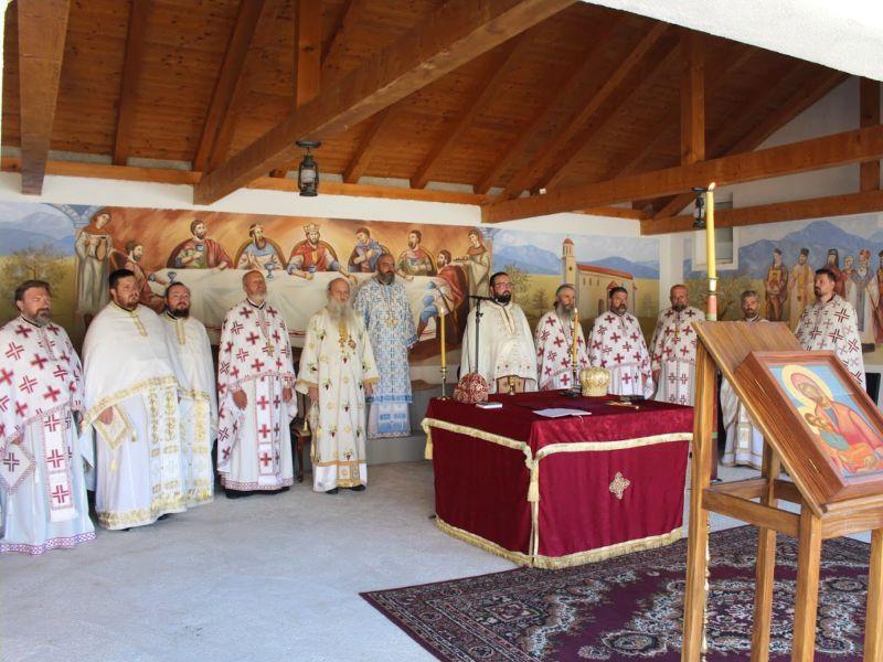 Vidovdan Dalmatinsko Kosovo episkopi