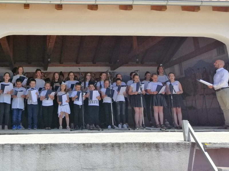 Vidovdan Dalmatinsko Kosovo kulturni program