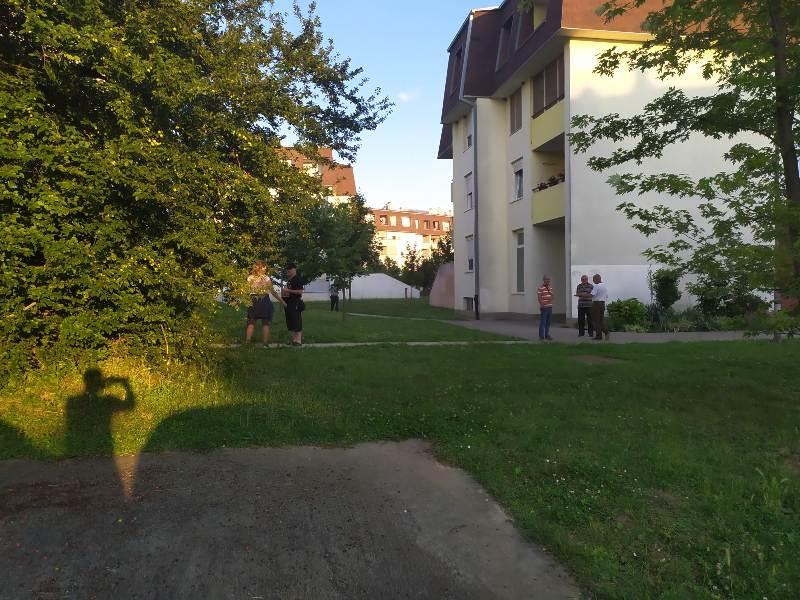 Tučnjava u Vukovaru