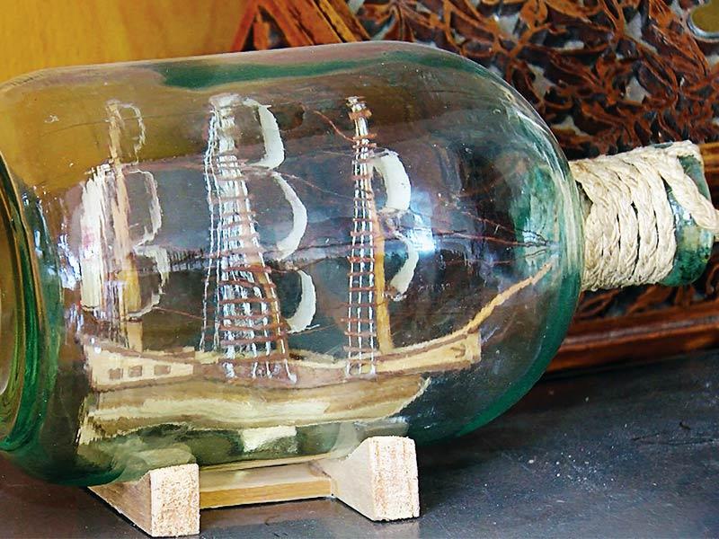 branko Kuzmanović brod u boci
