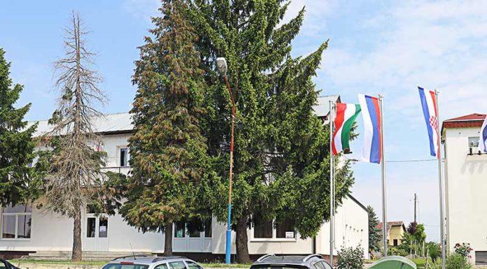 Zgrada Opštine Jagodnjak
