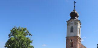Dopsin Crkva svetih apostola Petra i Pavla
