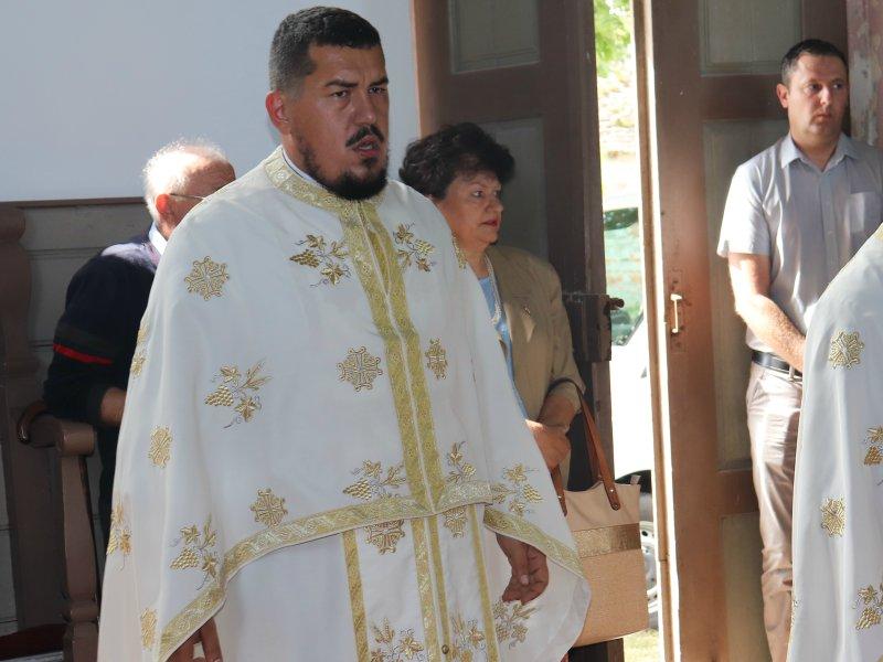 Dopsin Crkva svetih apostola Petra i Pavla Srđan Danguzović