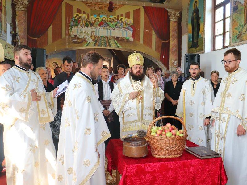 Dopsin Crkva svetih apostola Petra i Pavla episkop Heruvim