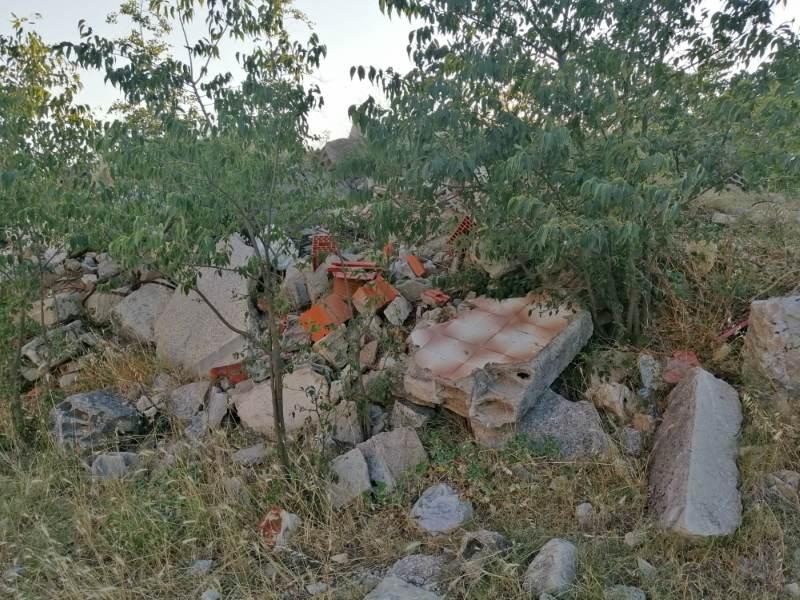 Lišane Tinjske otpad slika 1