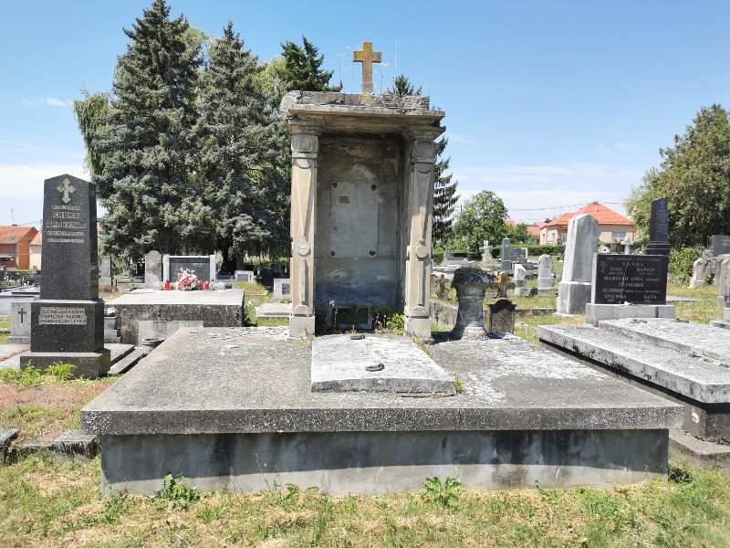 pravoslavno groblje Nova Gradiška