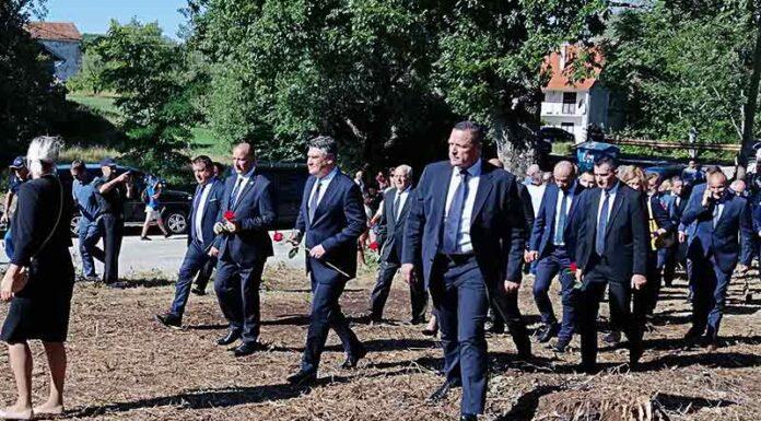 Grubori boris milošević tomo medved zoran milanović milorad pupovac