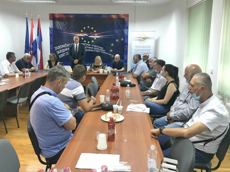 Oluja Vukovar ZVO manjinsko veće