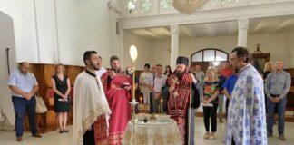 Oluja Vukovar crkva svetog nikolaja