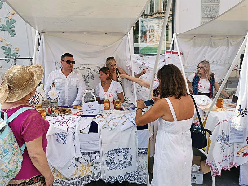 Dani srpske kulture u Istri etno sekcija kud sloga vukovar dejan kurucić