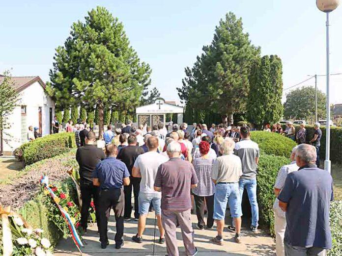 Žrtve rata u Borovu parastos naslovna