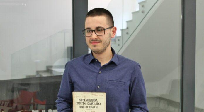 Osječki Srbi knjiga Zoran Mišković