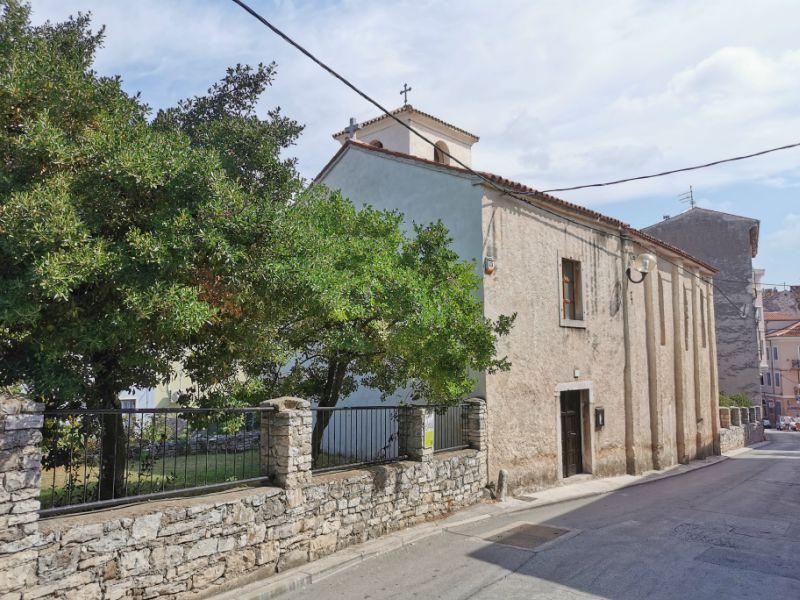 Srbi u Puli crkva Svetog Nikole