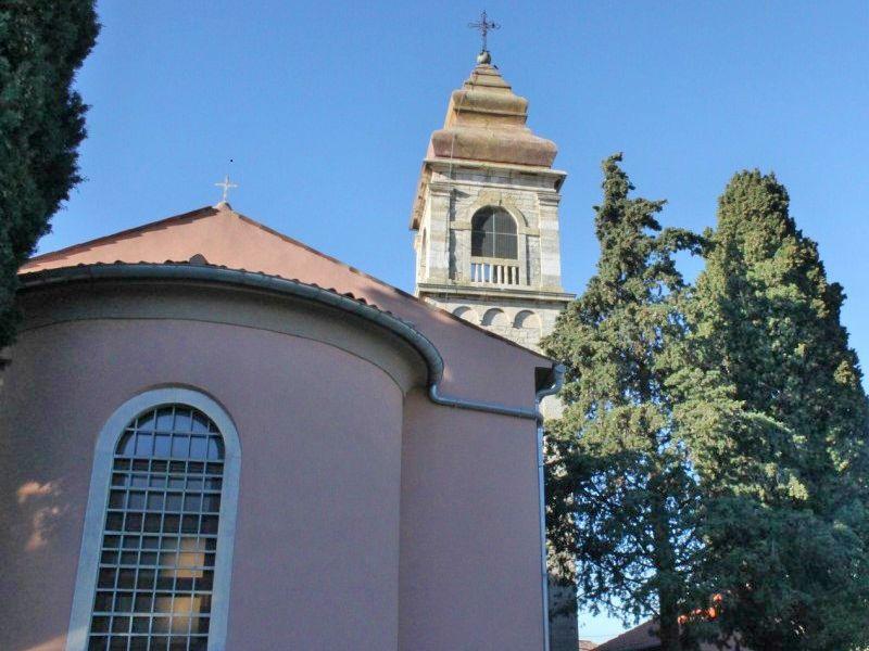 Srbi u Puli crkva u Peroju
