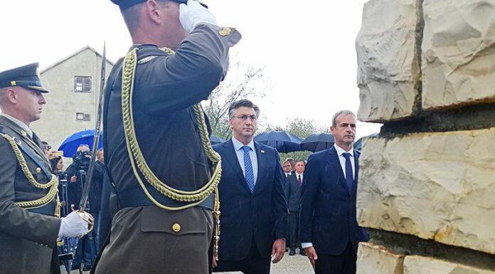 Varivode i Gošić, andrej plenković
