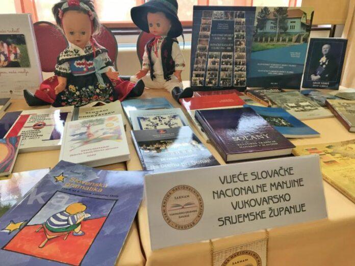 Sajam knjiga i izdavaštva nacionalnih manjina Vukovar