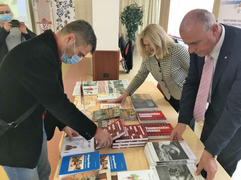 Sajam knjiga i izdavaštva nacionalnih manjina Vukovaru tekst