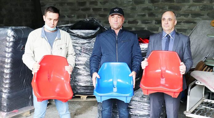 Opština Stara Pazova zvo Branko Perišić, Srđan Jeremić i Dragan Todić