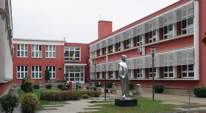 """Tehničke škole """"Nikola Tesla"""" međunacionalni incidenti"""