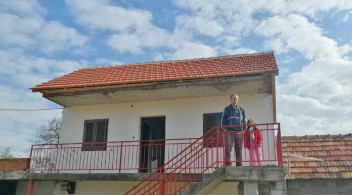 Porodica Drača novi krov porodica Glendžo