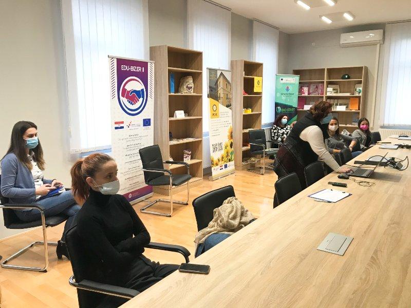 """Ženski biznis HUB"" opština erdut dalj"