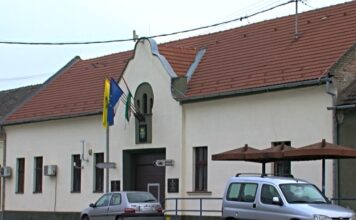 Dan opštine Erdut zgrada